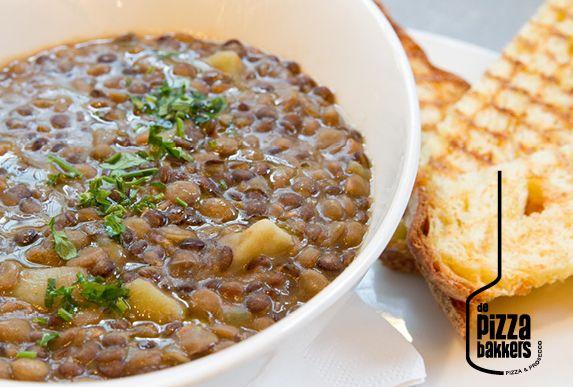 Zuppa | lentil soup #depizzabakkers