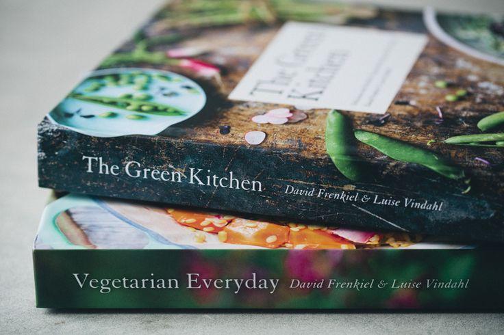 David and Luise's fabulous vegetarian cookbook.