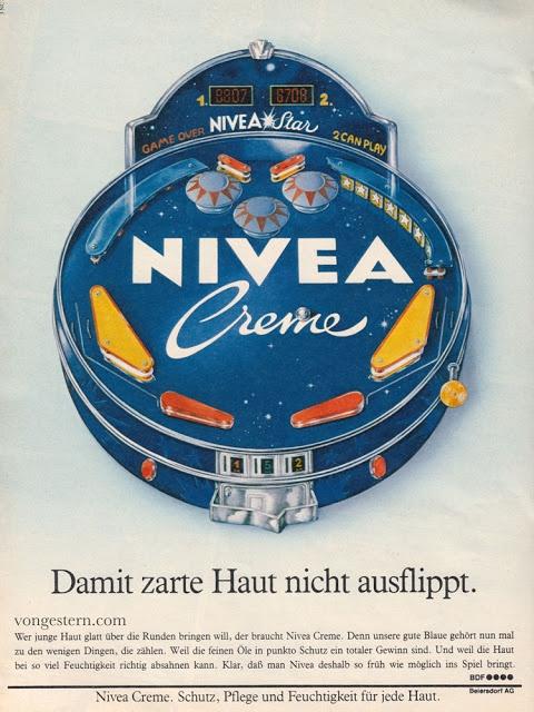 Nivea ad 1985