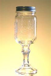 Funky Glass - Mason Jar - Chefs Complements - Tili Jar