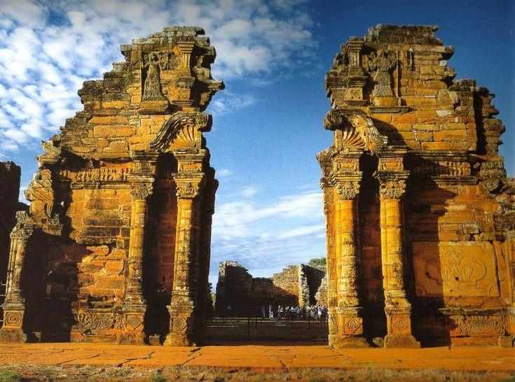 Ruinas de San Ignasio- Misiones