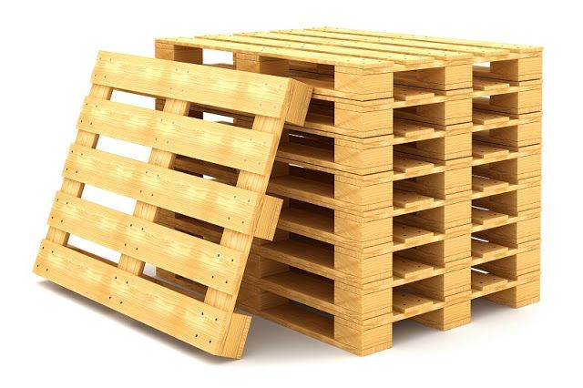 Why Going for Used Pallets for Sale Makes Sense?