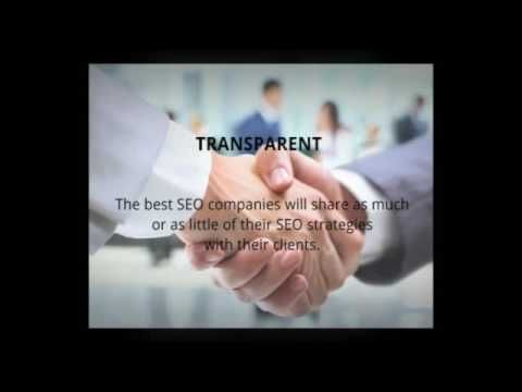 Now a days many businesses hire an #SEOcompany because of the benefits that they can get from it. This video shows what characteristics should be present when hiring an #SEO firm. For more information, please visit here - http://rapidboostmarketing.com/
