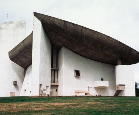 Joonasparviainen: Notre Dame Du Haut Le Corbusier...