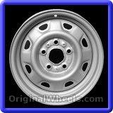 Ford Aerostar 1997 Wheels & Rims Hollander  #1400 #1997 #Ford #Aerostar #FordAerostar #Wheels #Rims  #Stock #Factory #Original #OEM #OE #Steel  #Alloy #Used