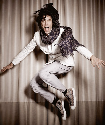 Mika, how are you so cool?!