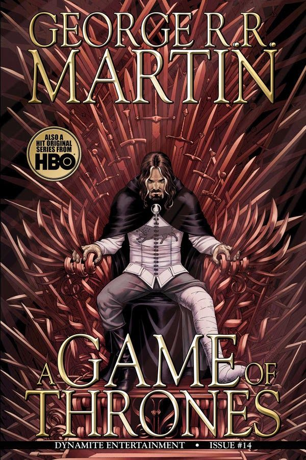 game of thrones comics books