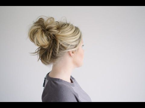 How to Finally Perfect the Enigma That is a Messy Bun - FASHION Magazine