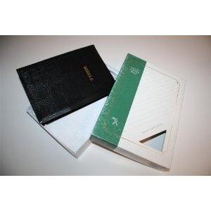 BIBELE HALALELANG (Mongolo wa Rephavoliki) / BIBLE Southern Sotho Language Standard Orthography / Luxury black Leather Bible - Golden Edges, Thumb Index   $119.99
