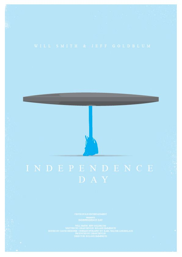 Independence Day [Rolan Emmerich, 1996] «Will Smith Selected Filmography Author: Nick Sexton»