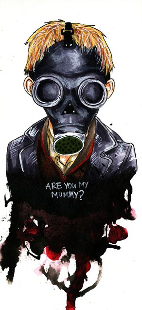 mummy? OMG, this episode freaked me out all the way until the end!!
