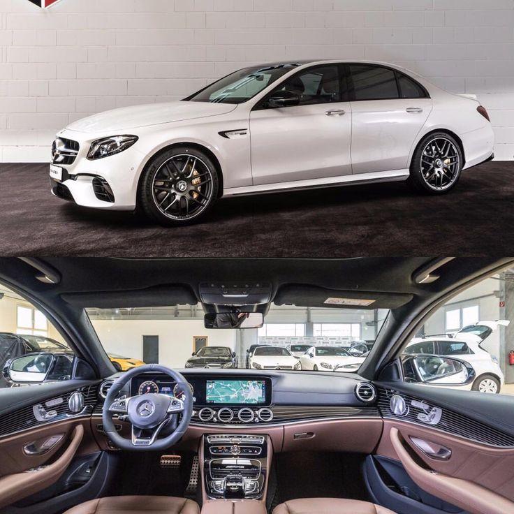 """2,087 Likes, 12 Comments - Karabakh Motors (@karabakhmotors) on Instagram: """"---FOR SALE--- - Mercedes  Model: E63 AMG / S  Model Year: 2017 Used: 0 km  Exterior : Diamond…"""""""