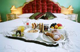 Vassoio della colazione