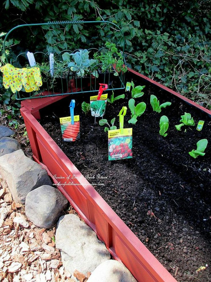 Raised Bed Garden Design: Something For Nothing! Build Raised Planting Beds For Free