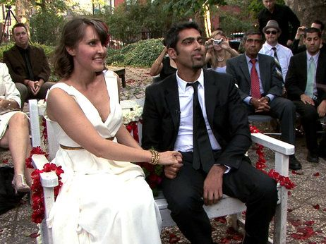 Alice Cook and Jason DaSilva met at an MS support group, married and have a toddler son.