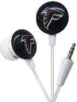 Atlanta Falcons NFL Team Logo iHip Ear buds (iPod, iPad, iPhone Compatible) - $7.99