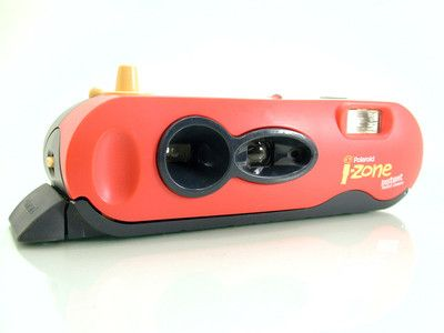 Polaroid I-Zone Instant Film Camera / Red - FOR SALE HERE --> http://www.ebay.com/sch/pealfaro/m.html?_nkw=&_armrs=1&_ipg=&_from=