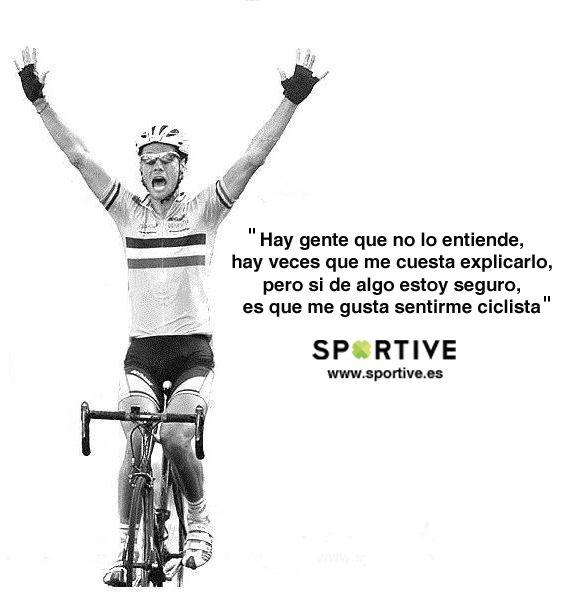Disfruta del #deporte! #ciclismo