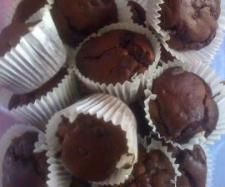 Double Choc Chip Muffins | Official Thermomix Recipe Community