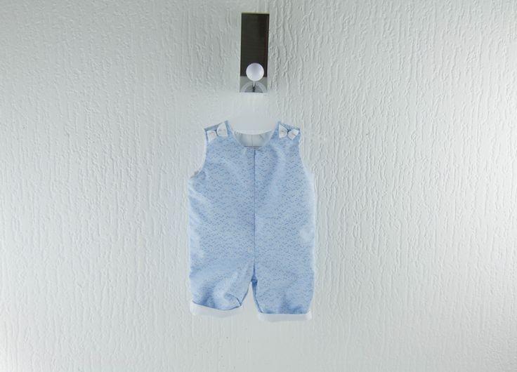 Salopette bleue pour poupon : Jeux, jouets par timounalily