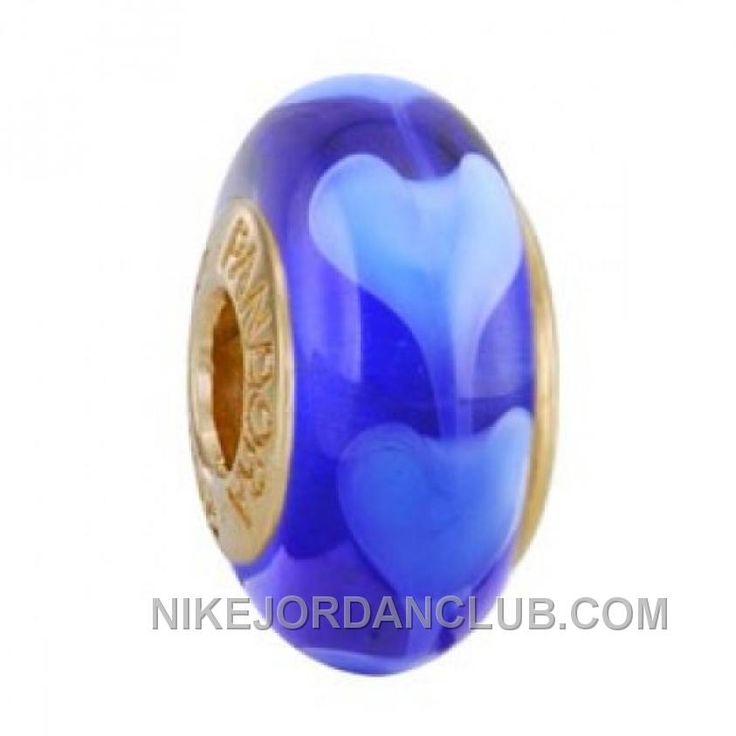 262b7ef1c Glass BeadsPandora Charms ClearanceHeartsClearance . Buy Christmas Deals  Pandora Colored Foil Blue ...