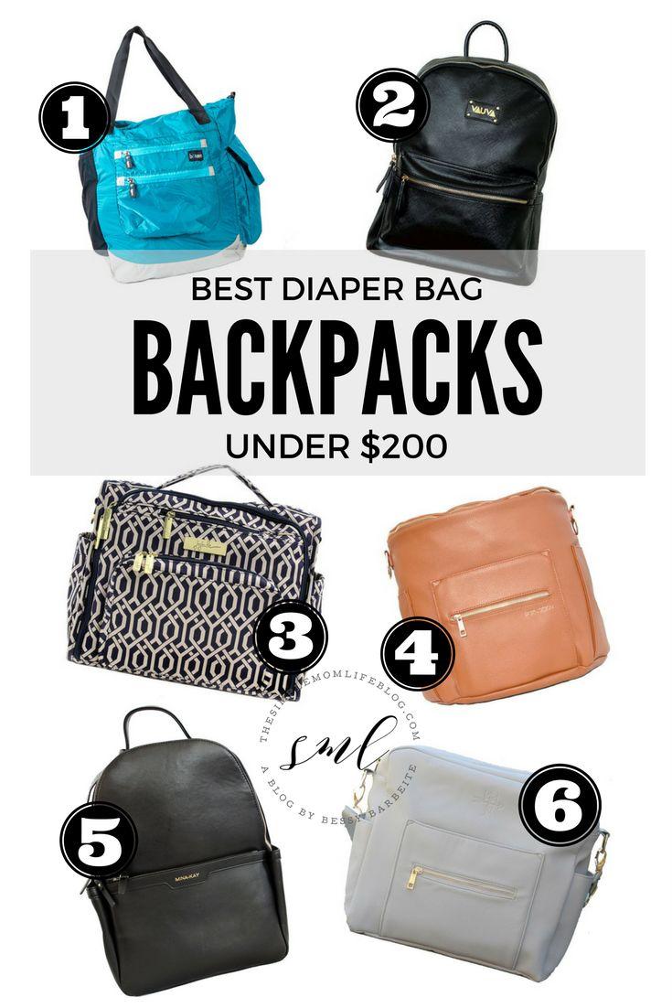 Best Diaper Bag Backpacks - The Simple Mom Life Blog