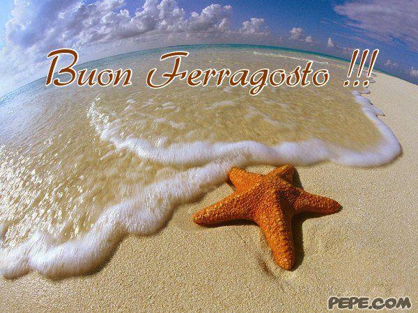 Ferragosto si celebra il 15 Agosto. La giornata e' festeggiata solamente in Italia.