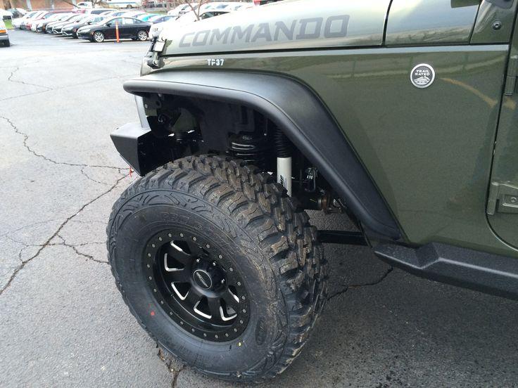 Driver side front fender on 2016 Jeep Wrangler Unlimited