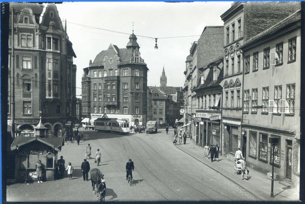 Königsberg Pr.        Neuer Markt