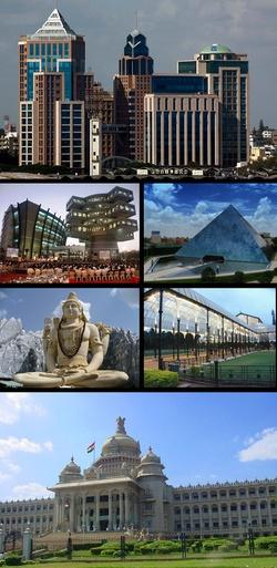 Bangalore on Wikipedia