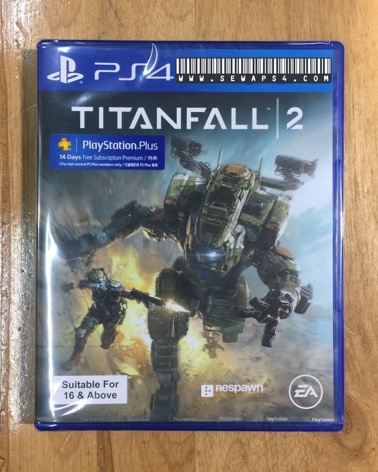 At last Titanfall 2 on sewaps4.com released 😋#sewaps4 #rentalps4 #ps4harian #sewaps