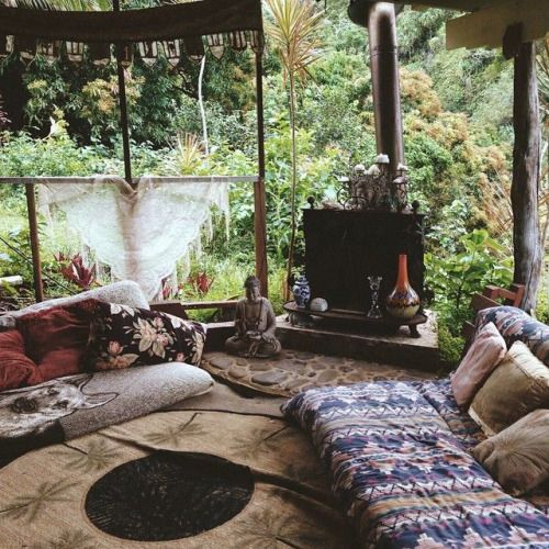 Bohemian homes: The ultimate bohemian relaxation space | Bohemian Homes | Bloglovin'