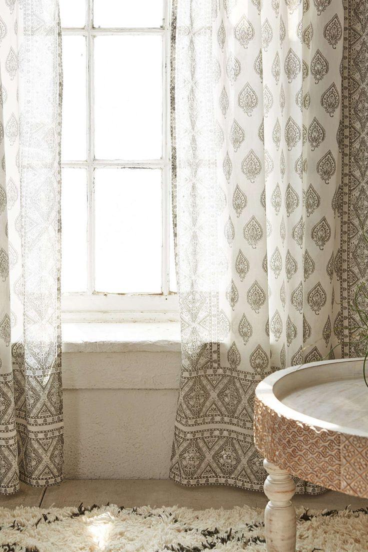 Grayson silver gray jacquard fabric cloth bathroom bath shower curtain - 158 Best Window Treatments Images On Pinterest Window Treatments Windows And Curtains