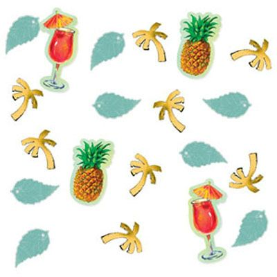 Pineapple Punch Confetti, Printed   Brighten up your hawaiian party table with this colourful pineapple punch confetti! -See more at:http://myhensparty.com.au/pineapple-punch-confetti-printed-p-4919.html