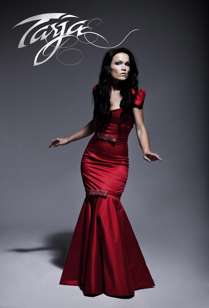 Tarja Turunen - Singer from Nightwish