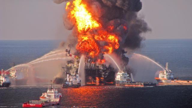 BP schikt voor 20,8 miljard dollar over olieramp Golf van Mexico | NU - Het laatste nieuws het eerst op NU.nl