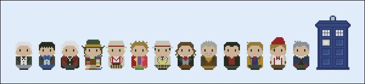 Doctor Who - The Doctors - Products