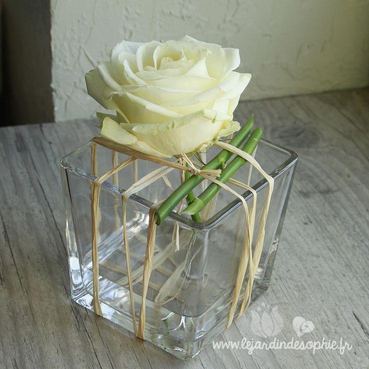 17 meilleures id es propos de centres de vases carr s for Idee deco pour grand vase en verre