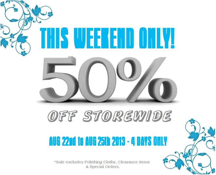 Visit Vivah Jewellery and find savings of 50% off storewide! This weekend only from August 22 to 25