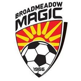 1966, Broadmeadow Magic FC (Broadmeadow, Australia) #BroadmeadowMagicFC #Broadmeadow #Australia (L18498)