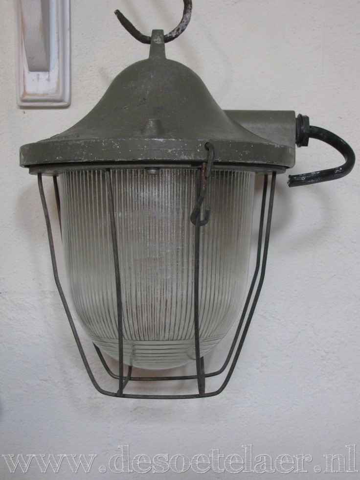 Industriële lamp | industrial lamp