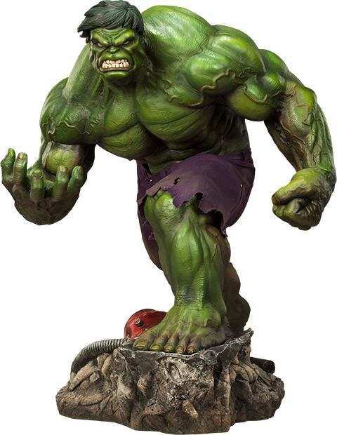 The Incredible Hulk Premium Format™ Figure $549.99   Click on picture links for more details, pics, and to pre-order!