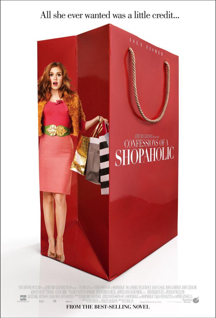 Confesiones de una compradora compulsiva (Confessions of a Shopaholic), de P.J. Hogan, 2009