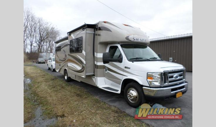 Used 2014 Four Winds RV Four Winds Siesta 29TB Motor Home Class B+ at Wilkins RV | Churchville, NY | #32352