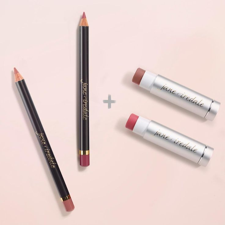 Our Lip Pencils are soft enough to fill in your lips easily and durable enough to provide long-lasting color. Take a cue from #JanesStyleFiles by filling in your pout with our pencils and topping with LipDrink Lip Balm for added SPF and shine.