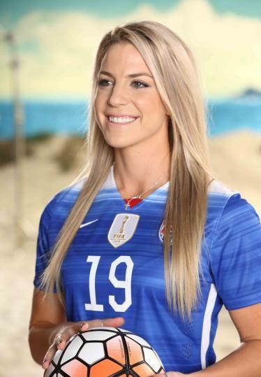 Model Olympian: Julie Johnston