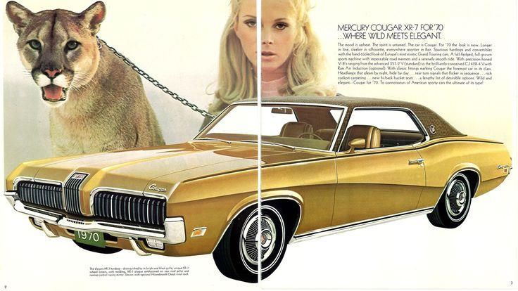 1970 Mercury Cougar/1970