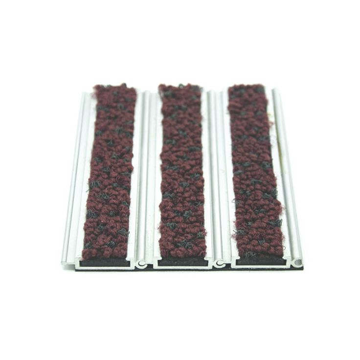 Outdoor Anti Slip Aluminum Entrance Mat Anodized Aluminum