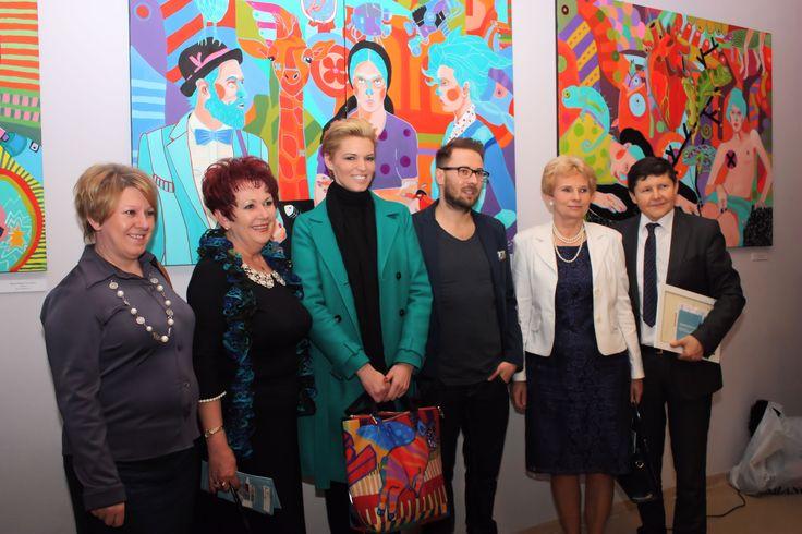 Ilona Felicjańska, Klaudiusz Kandzia, Marcin Painta