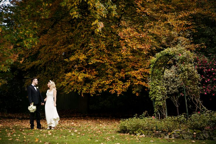 Autumn Weddings at Nathania Springs